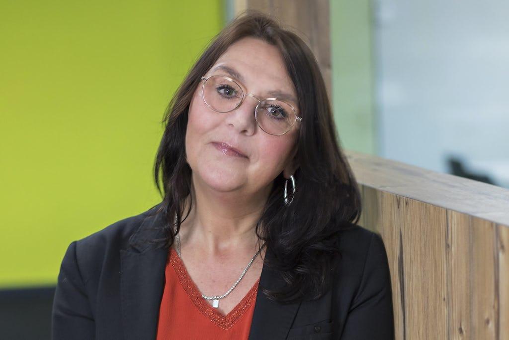 Mascha de Bruin is organisator van Vélovak