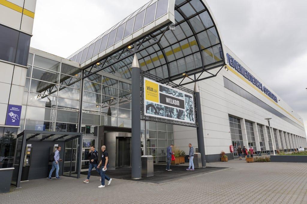 Vélovak wordt gehouden in de Evenementenhal Gorinchem