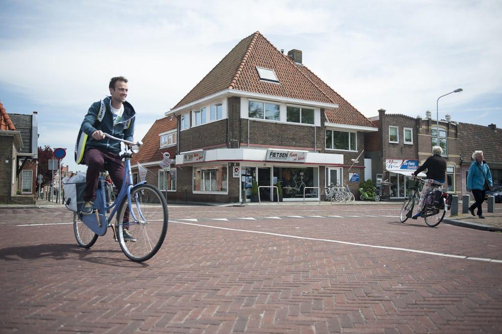 Van der Woude Fietsen in Franeker - Leermeester worden